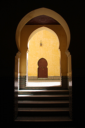 Mausoleo di Moulay Idriss (Meknes)